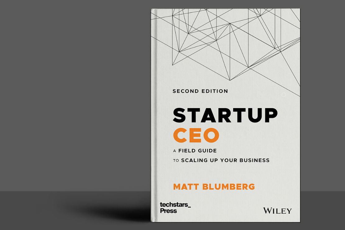 As the title implies, this should be required reading for a startup CEO as well.